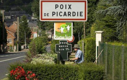 Besuch unserer französischen Partnerschule, dem Collège des Fontaines in Poix de Picardie