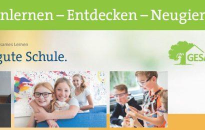 Endspurt für die Anmeldung der neuen Klasse 5 und der Gymnasialen Oberstufe! Bis 13.03.2020