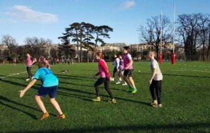 Gesamtschule Eifel trifft beim Rugby in Paris nicht auf Rowdies