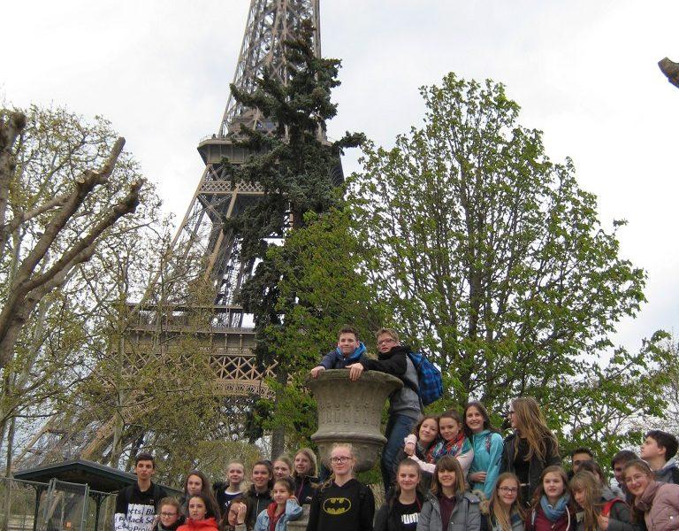 Deutsch-französischer Schüleraustausch mit Poix-de-Picardie