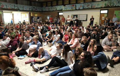 Gesamtschule Eifel mit internationalem Flair