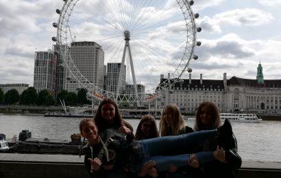 Studienfahrt nach England