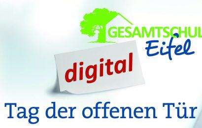 """Der """"Tag der offenen Tür"""" und alle Info-Veranstaltungen finden digital statt!"""