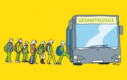Shuttlebus für die Baustelle Frauenkron mit neuen Fahrzeiten